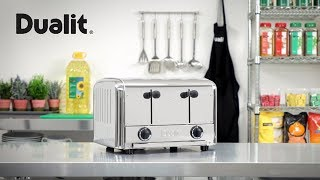 Dualit Catering Pop up Toaster preview
