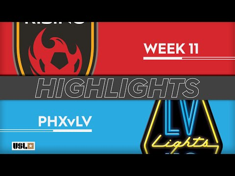 Аризона Юнайтед - Las Vegas Lights 4:0. Видеообзор матча 19.05.2019. Видео голов и опасных моментов игры