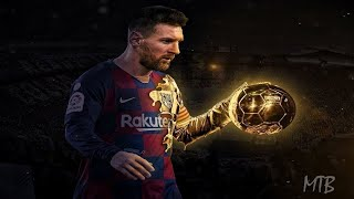 Here's Why LIonel Messi Won His 6th Ballon d'Or ● Unreal 2019