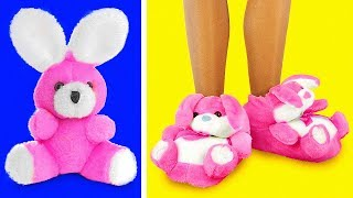 47 WAYS TO RECYCLE YOUR OLD TOYS