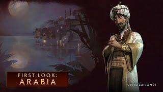 מדריך ציוויליזציות  לסיב 6 - Arabia