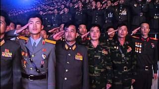애국가 - DPRK National Anthem (Moranbong Band)