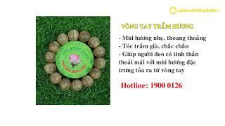 Vòng Trầm Hương Đeo Tay | Sieuthitainha.vn