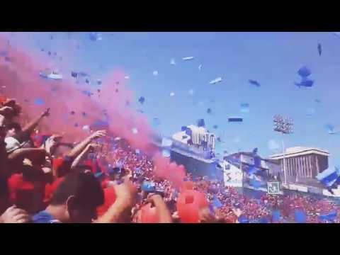 """""""Somos el equipo del pueblo.."""" Barra: La Banda del Rojo • Club: Municipal"""