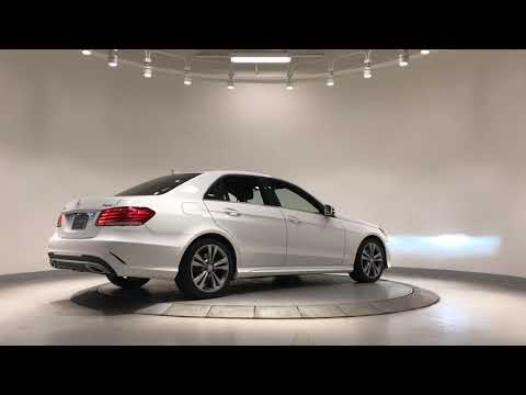 Certified Pre-Owned 2016 Mercedes-Benz E-Class E 350 Sport