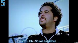My Top 10 German Songs Of 2000s