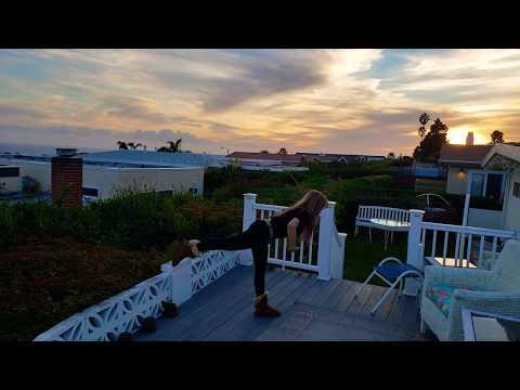 Ugg Boots Yoga Challenge / Fitness Motivation