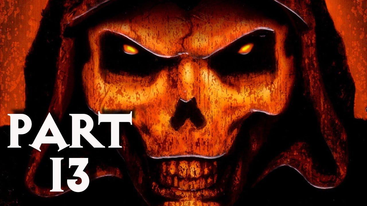 [Let's Play] Diablo 2 – Part 13: Die Suche nach dem Portal im Kloster