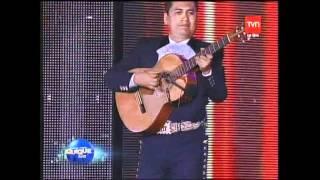 Juan Gabriel Amor aventurero Iquique 2012