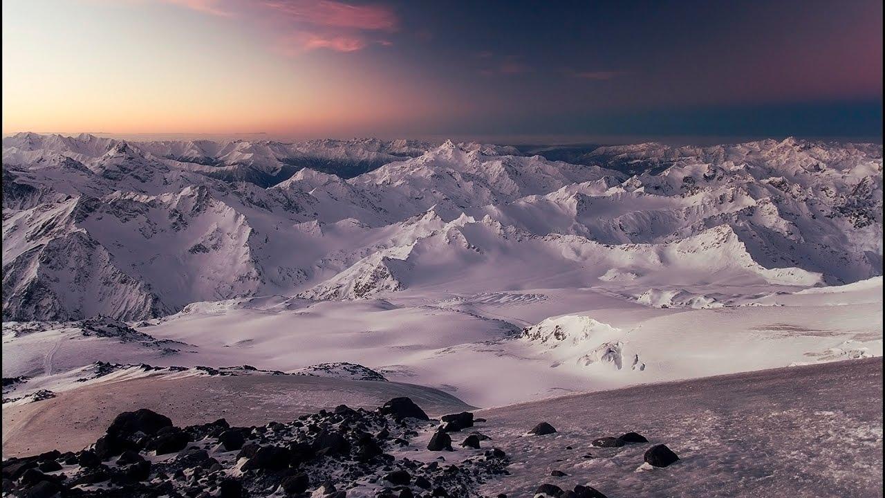 Картинки эльбруса зимой, днем ангелов