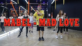 MABEL   MAD LOVE | Dance Fitness By Golfy | Give Me Five Thailand | คลาสเต้นออกกำลังกาย