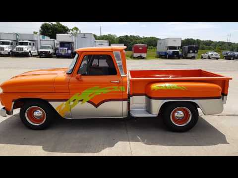 Video of Classic '64 Chevrolet C/K 10 located in Effingham Illinois - LO17