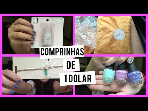 Download COMPRINHAS DE 1 DÓLAR HD Mp4 3GP Video and MP3
