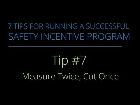 #7 – Measure Twice, Cut Once