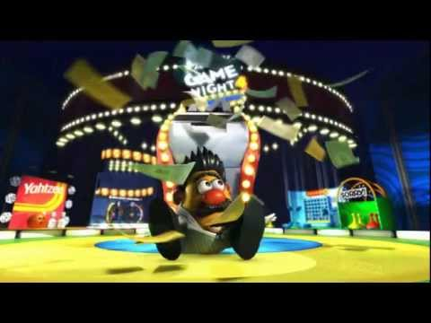 Видео № 0 из игры Hasbro Family Game Night 4 (Б/У) [PS3]