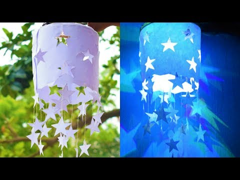 How To Make Star Paper LampShades Mp3