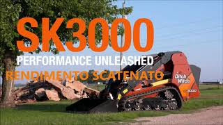 Ditch Witch SK3000