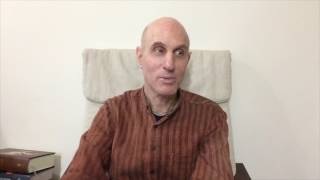 "February 10: His Grace Mahatma Prabhu speaks on ""Take the Mercy"""
