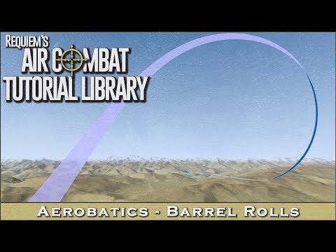 Aerobatics - Barrel Rolls