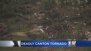 5 Dead, Dozens Injured As First Light Reveals Damage From Texas Tornadoes