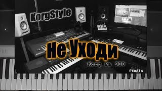 KorgStyle & MM  - Не Уходи (Korg Pa 900) DemoVersion