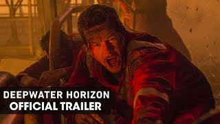 Deepwater Horizon (2016) Official Movie Trailer – 'Heroes'