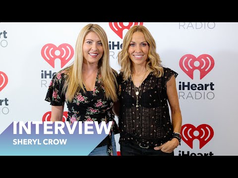 Sheryl Crow talks 'Threads', working with legends, social media and more!