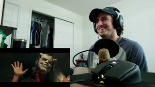 The Black Phone - Trailer Reaction   Daab the Great