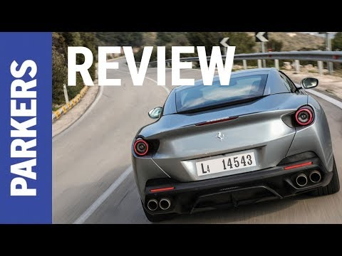 Ferrari Portofino Convertible Review Video