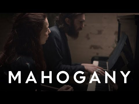 Keaton Henson & Lisa Hannigan - How Could I Have Known | Mahogany Session