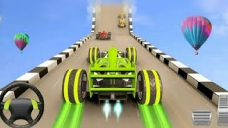 फॉर्मूला रैंप कार स्टंट 3डी गेम | एंड्रॉइड गेमप्ले एफएचडी - मुफ्त गेम डाउनलोड - कार गेम्स डाउनलोड
