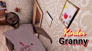 Kinder Granny Full Gameplay