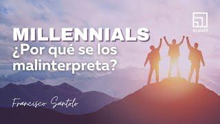 ¿Por qué se malinterpreta a los millennials?