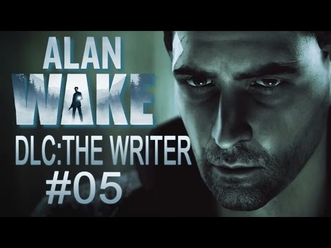 Прохождение Alan Wake: The Writer [HD/RUS]