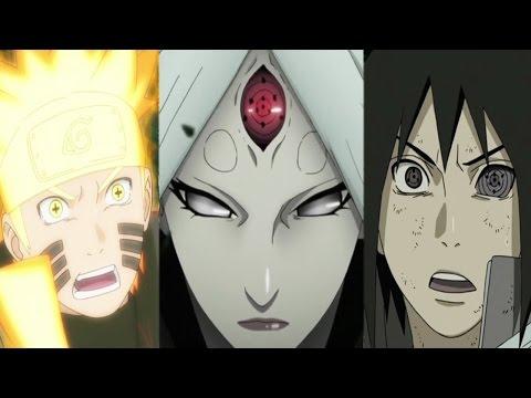 Shorinji - Naruto Shippuden Kaguya Otsutsuki (Season 17 Episode 460)