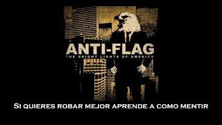 Anti-Flag - If You Wanna Steal (Sub Español)