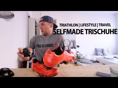 Selfmade Giro Triathlon Schuhe