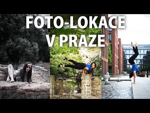3 tipy na FOTO-LOKACE v PRAZE! #4 - Diviška w/CircusLifecz