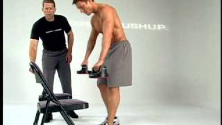 Power 10 Advanced Chest Workout With The Perfect Pushup® | Perfect Fitness