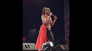Watch Adina's Classic Performance At VGMA Experience Concert 2019