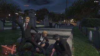 GTA 5 Online: Tập 10 - Tổ chức đám tang cho Hải Gamer, Haha =))