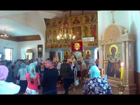 Служба в церкви на рождество липецк