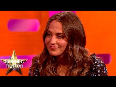 "Alicia Vikander: ""My Breasts Are Not As Pointy As The First Lara Croft"" 