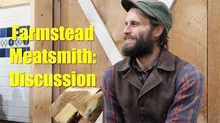 Farmstead Meatsmith: A Discussion With Brandon Sheard