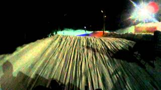 preview picture of video 'Extreme Rodeln (sledging) at Semmering AUT'