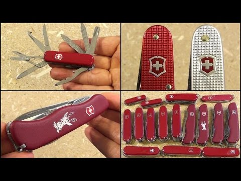 Top 5 Swiss Army Knives