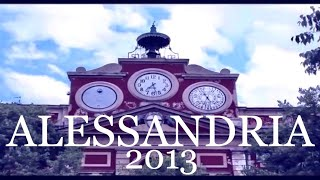 preview picture of video 'Welcome to Alessandria city (Italy) Canon 600 D'