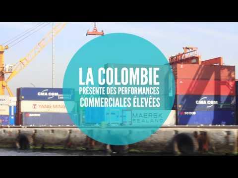 Découvrez les raisons ici : http://www.inviertaencolombia.com.co Croissance soutenue, stabilité macr