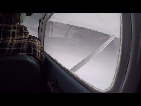 Doing a barrel roll in a Cessna 210!!!!!