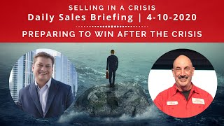 Jeb Blount & Jeffrey Gitomer Discuss Getting Ready for After the Crisis | 04-10-20 | Daily Sales...